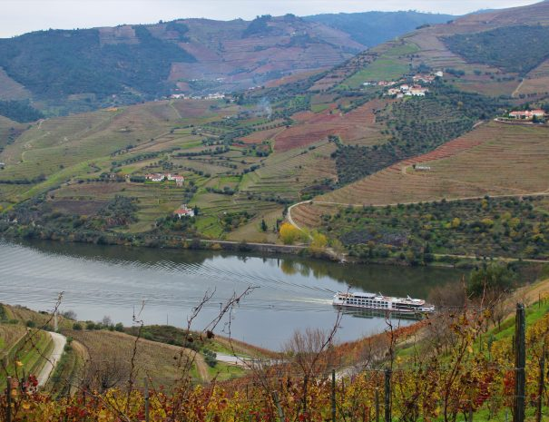 douro cruise from quinta do seixo